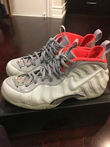 a0978718282e4 Nike Air Foamposite Pro Pure Platinum
