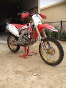HONDA CRF 450 R EFI 2011 Carramar Wanneroo Area Preview