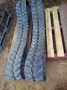 Rubber Tracks to suit Mini Excavator Collector Yass Valley Preview