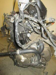 2005 04 05 KAWASAKI ZX10R ZX10 ZX 10 ENGINE MOTOR CAR KIT ECU WIRING OEM 6989