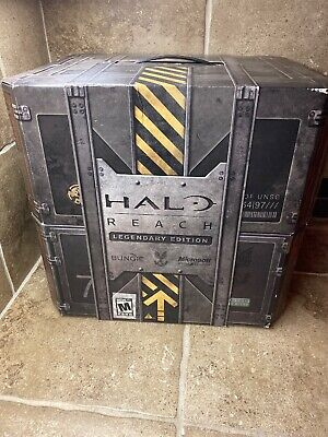 🔥Halo: Reach Legendary Edition READ DESC. Xbox 360 McFarlane Toys BEST (Best Boxing Game Xbox 360)