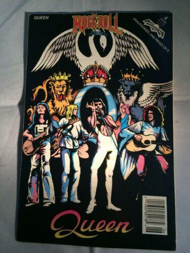 Queen Comic Book - #48/1992/Revolutionary - Rock n Roll Comics - G/VF - P2370