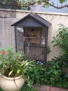heavy duty bird Aviary will suit small or large bird Merrylands Parramatta Area Preview