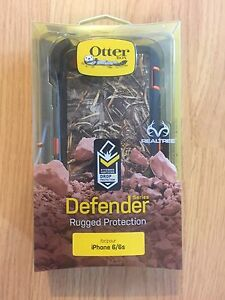 iPhone 6/6s Otterbox Defender Camo