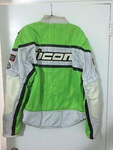 Icon riding jacket