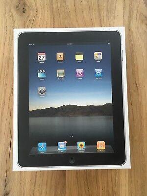Usato, iPad 1 32GB WiFi e 3G funzionante con scatola e cover in omaggio usato  Brugnera