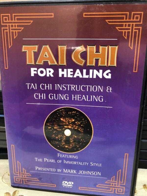 Tai Chi For Healing Tai Chi Indtruction Et Chi Gung Healing By Mark Johnson Dvd
