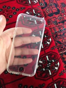 CLEAR IPHONE 5/5s/SE CASE