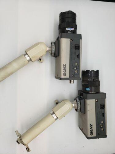 Ganz YC-02C Cameras Lot of 3
