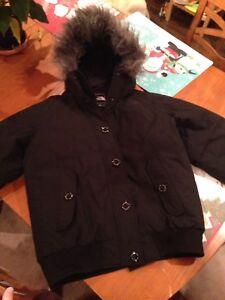 manteau hiver femme north face large