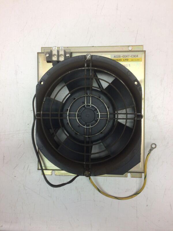 Fanuc A02B-0047-C904 Cabinet Cooling Fan