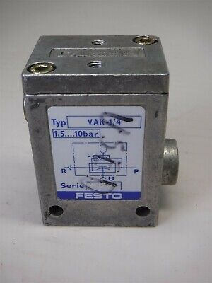 Used Festo Vak-14- Vacuum Generator I5