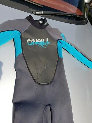 Flexible Kids Wetsuit (Oneill wetsuit kids, slim flexible quality suit age 8 )