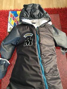Manteau d'hiver 24 mois neuf
