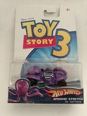 Disney Pixar Toy Story 3 Hot Wheels Speedin' Stretch Die Cast Vehicle 2009 NEW