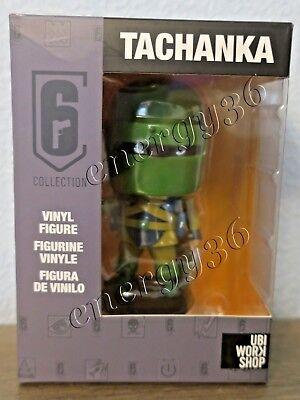 Видеоигра или игра связанная с телевидением, кино UBISOFT Six Collection  vinyl figure Tachanka 10 cm from Rainbow Six Siege
