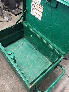 Greenlee tool chest 1332