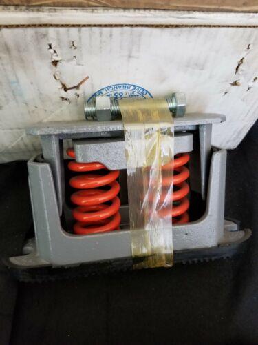 Vibration Isolators CE-2-25 max 900 lbs