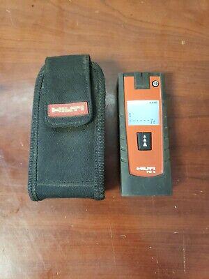 Hilti Pd 4 Range Meter In Soft Case C-x