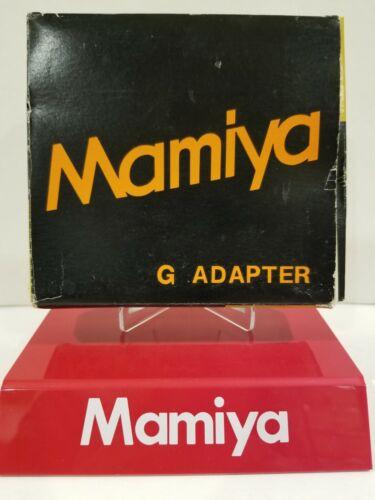 Mamiya UNIVERSAL PRESS G ADAPTER ( GRAFLOK ADAPTER )