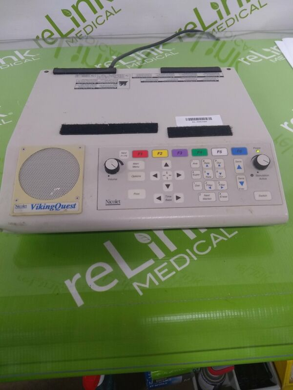 Nicolet VikingQuest EMG Unit Electromyography Medical