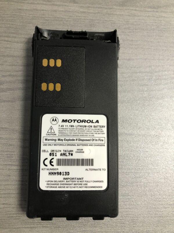 OEM MOTOROLA BATTERY HNN9013D HT750 HT1250 LI-ION 2000mAh