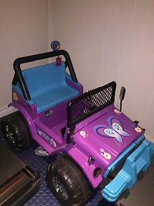Girls Power Truck 4x4