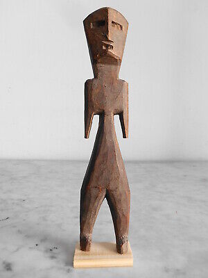 Figure AKLAMA ADAN ADANGBE PEOPLE EWE 22cm ART TRIBALE PRIMITIVE AFRICAN