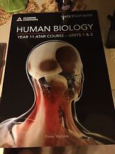Year 11 Human Bio Textbook NEW Dianella Stirling Area Preview