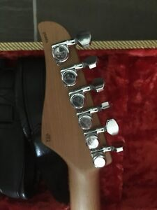 Suhr Custom Classic Antique Roasted Neck
