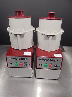 Food Processor Robot Coupe R2    $875.00 for 2 UNITS >>> FREE SHIPPING