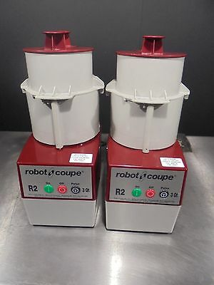 Food Processor Robot Coupe R2    $875.00 for 2 UNITS     FREE SHIPPING