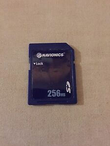 NAVIONICS GOLD SD CARD