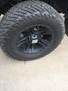 8x180 rims and tires
