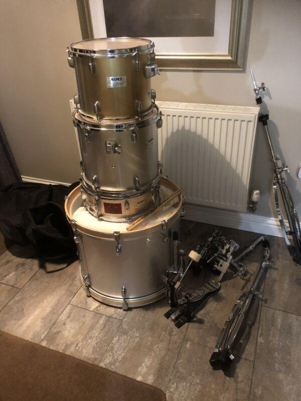 used mapex drum kit