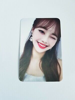 K-POP MONTHLY GIRL LOONA Chuu Limited Photocard