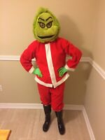 Grinch Party Performer