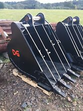 Heavy duty DG 20t tooth bucket Kingsholme Gold Coast North Preview