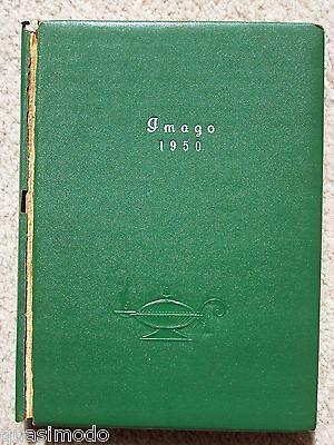 1950 SINKING SPRINGS HIGH SCHOOL, YEARBOOK, SINKING SPRINGS, PENNSYLVANIA