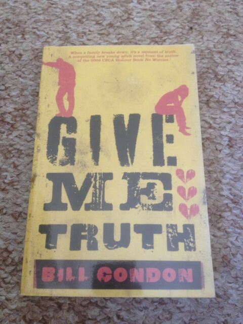 BILL CONDON, GIVE ME TRUTH