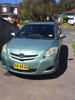 2007 Toyota Yaris YRS For sale Davistown Gosford Area Preview