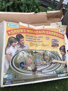 HO scale model train layout only original box Australian Made Cheltenham Kingston Area Preview