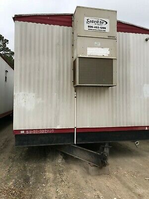 Reduced Used 2007 12 X 60 Mobile Office Trailer S302839 - Houston Tx