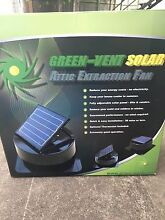 Solar powered roof extraction fans Alderley Brisbane North West Preview