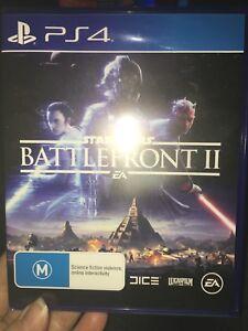 PS4 game - Star Wars Battlefront 2
