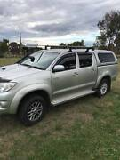 Toyota heliux SR5 turbo diesel Taylors Lakes Brimbank Area Preview