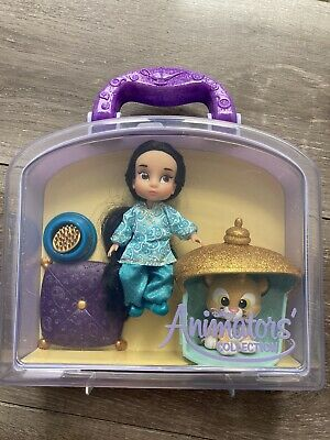 Disney Animators Playset Princess Jasmine / Aladdin