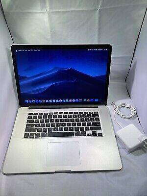 Apple MacBook Pro (15 inch-Mid-2012) Retina Core i7, 2.6GHZ, 8GB RAM,512GB SSD ✅