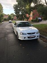 2005 Holden Crewman Auto Dual Cab White Ute, 12 mth Qld rego Collingwood Yarra Area Preview