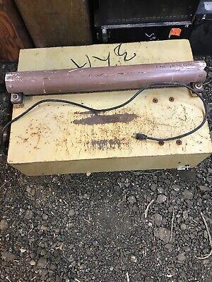 Athletic Die Company Roller Die Cutter Metal Wood Cast Craft Machine Model B25